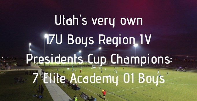 7 Elite Academy 01 Boys Looking Forward to...
